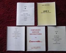 5 volume COM Set