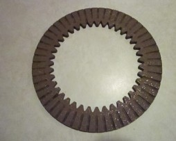 11 converter lock plate