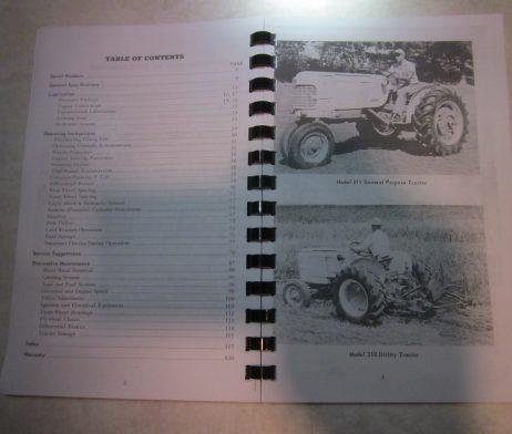 300 Op. Manual